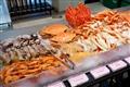 各式海鮮食材