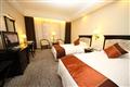 高級客房擺設典雅溫馨,寬敞舒適。