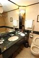 高級客房衛浴間