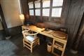 村莊套房的書桌