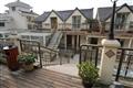 茶香麗舍民宿規劃有兩幢樓,客房數量較一般民宿多。