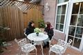 獨立花園大床房設置私人花園,可與親友獨享歡樂時光。