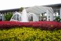 環形花園及噴水池