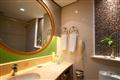 個性色彩鮮明的浴室