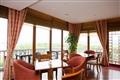 落地窗餐廳可眺望西湖