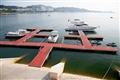 飯店專屬遊艇碼頭