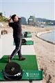 水上高爾夫練習場