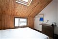 斜頂式房間