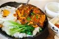 魚香茄子鐵板飯