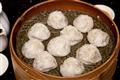 杭州傳統名菜-鮮肉小籠