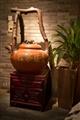 碩大的茶壺裝飾品