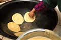 玉米餅製作