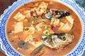 魚頭燒豆腐