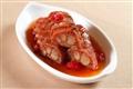 西子桂香藕-藕片內填充糯米,整體香甜,口感豐富。