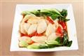 泡椒芙蓉魚片-魚片滑潤,香辛料刺激味蕾,爽口開胃。