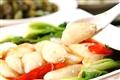 泡椒芙蓉魚片-夏日推薦的開胃好菜,喚回顧客的食慾。
