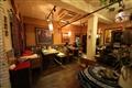 餐廳空間寬敞不擁擠。