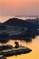 魁星樓夕陽美景