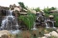 庭園流水造景
