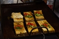 韓國鐵板豆腐,撒上辛香料更夠味!