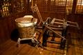 古代絲綢製作器具