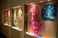 絲綢手工製作成品展示