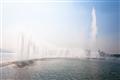 日間噴泉景觀