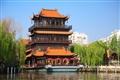 中國運河上最大的畫舫-乾隆坊