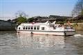 運河上的遊船