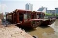 古色古香的遊船