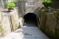 地下通道入口