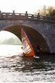 西湖風帆船