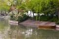 湧金池石刻與小舟