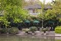 池畔星巴克咖啡廳