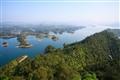 遼闊的千島湖景