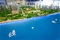 錢塘江與新城區模型