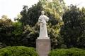 秋瑾墓雕像