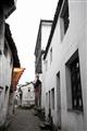 古樸的巷道