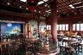 城隍閣內茶館