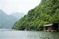 逍遙岩岭湖